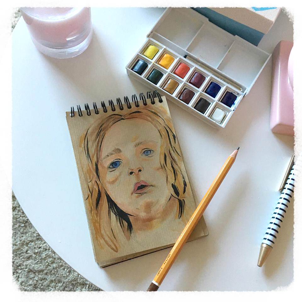 Hereditary watercolors